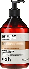 Profumi e cosmetici Shampoo rigenerante per capelli danneggiati - Niamh Hairconcept Be Pure Restore Shampoo