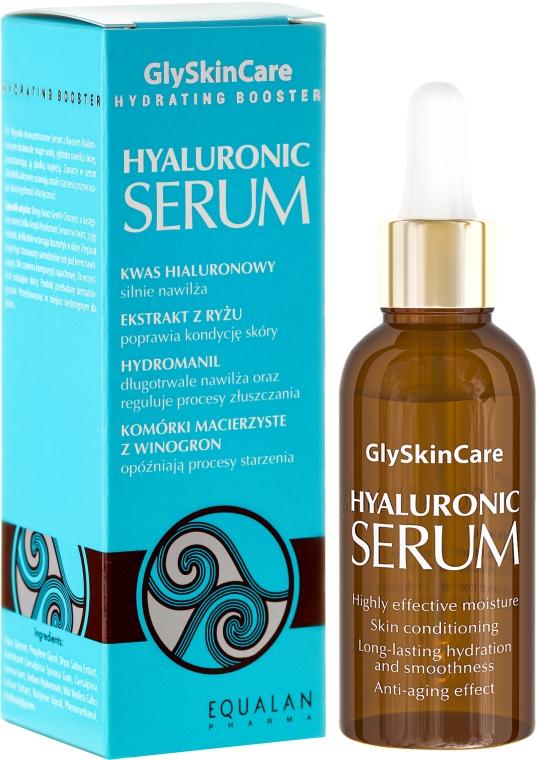 Siero con acido ialuronico - GlySkinCare Hyaluronic Serum