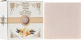 """Profumi e cosmetici Sapone """"Latte d'avena"""" - Delicate Organic Aroma Soap"""