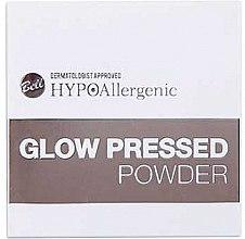 Profumi e cosmetici Cipria compatta - Bell HypoAllergenic Glow Pressed Powder