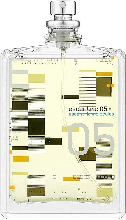 Escentric Molecules Escentric 05 - Eau de Toilette — foto N1