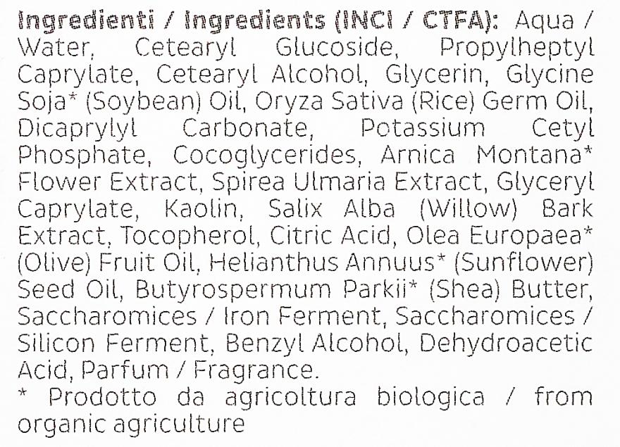 Crema universale con estratto di arnica - Bema Cosmetici Bema Love Bio Arnica Cream — foto N4