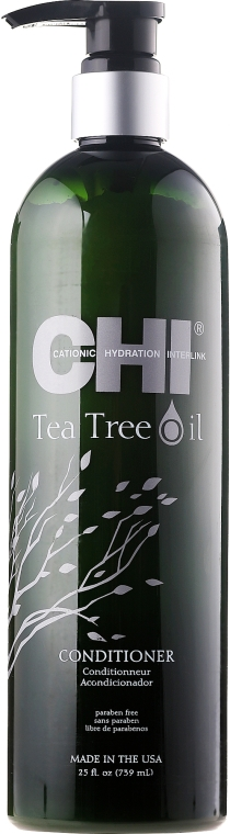 Condizionante per capelli con olio dell'albero del tè - CHI Tea Tree Oil Conditioner — foto N3
