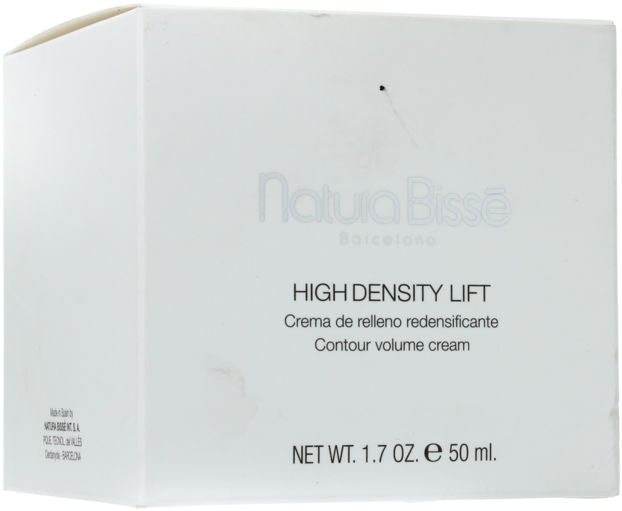 Crema lifting antietà - Natura Bisse Inhibit High Density Lift Contour Volume Cream — foto N2