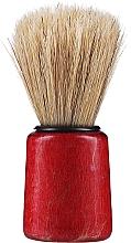 Profumi e cosmetici Pennello da barba 499473, rosso - Inter-Vion