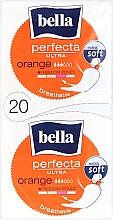 Profumi e cosmetici Assorbenti Perfecta Ultra Orange, 10+10 pz - Bella