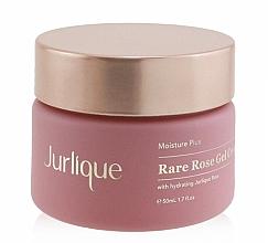Profumi e cosmetici Gel viso idratante - Jurlique Moisture Plus Rare Rose Gel Cream