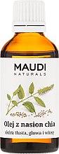 Profumi e cosmetici Olio di semi di Chia - Maudi