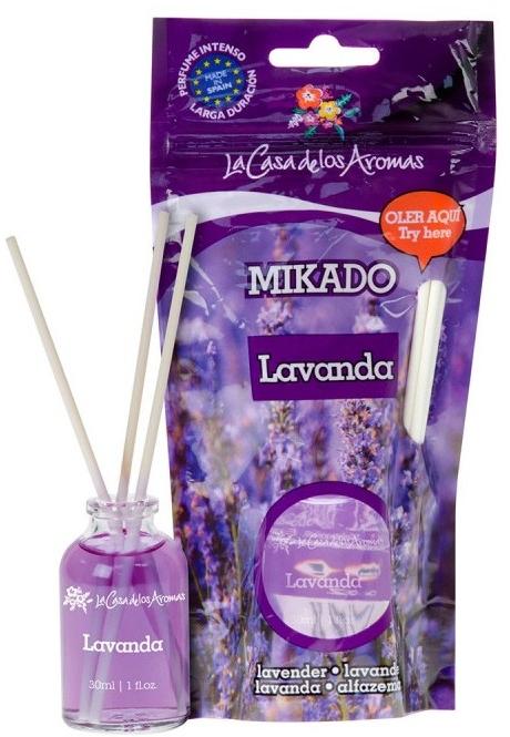 """Diffusore di aromi """"Lavanda"""" - La Casa de Los Aromas Mikado Reed Diffuser"""