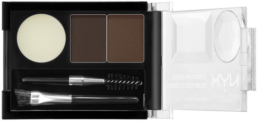 Kit per sopracciglia - NYX Professional Makeup Eyebrow Cake Powder