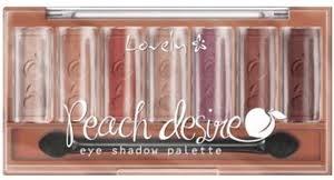 Palette di ombretti - Lovely Peach Desire
