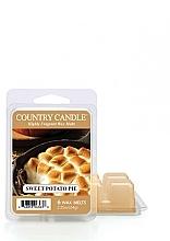 Profumi e cosmetici Cera aromatica - Country Candle Sweet Potato Pie Wax Melt