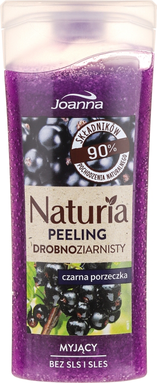 "Gel-peeling ""Ribes nero"" - Joanna Naturia Peeling"