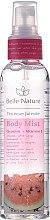 Profumi e cosmetici Mist corpo con aroma di anguria - Belle Nature Body Mist