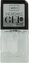 Profumi e cosmetici Base per smalto-gel - Wibo Incredible Gel Base