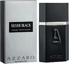 Profumi e cosmetici Azzaro Silver Black - Eau de toilette