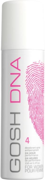 Gosh DNA For Women 4 - Deodorante