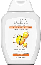 Profumi e cosmetici Shampoo anticaduta per capelli spenti - Dr.EA Anti-Hair Loss Herbal Sunless Hair Shampoo