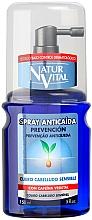 Profumi e cosmetici Spray anticaduta dei capelli - Natur Vital Anticaida Prevencion Cuero Cabelludo Sensible Spray