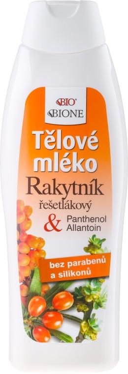 Latte corpo - Bione Cosmetics Sea Buckthorn Milk
