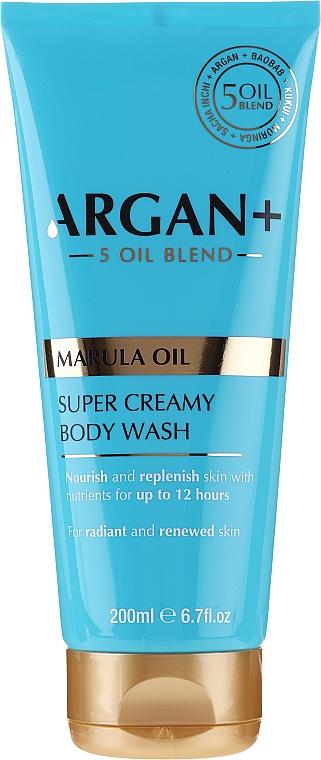 Crema-gel doccia - Argan+ Super Creamy Body Wash