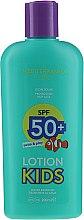 Profumi e cosmetici Crema solare per bambini - Mediterraneo Sun Kids Lotion Swim & Play Protetor Solar SPF50