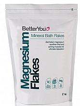 Profumi e cosmetici Fiocchi da bagno - BetterYou Magnesium Mineral Bath Flakes