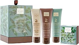 Set - Scottish Fine Soaps Luxurious Gift Set (h/wash/75ml + h/cream/75ml + bar/cream/75ml + soap/40g) — foto N1