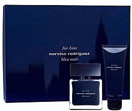 Profumi e cosmetici Narciso Rodriguez For Him Bleu Noir - Set (edt/50ml + sh/gel/200ml)