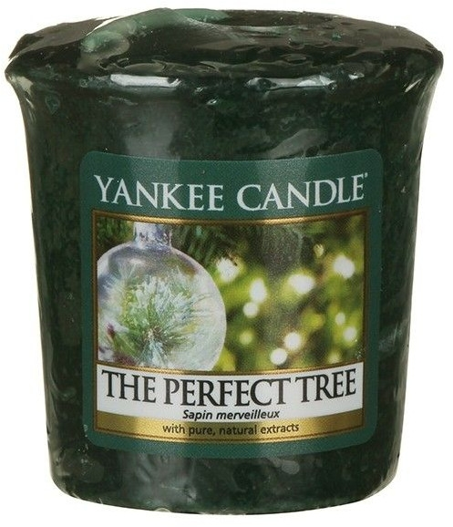 Candela profumata - Yankee Candle The Perfect Tree — foto N1