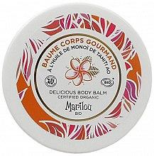 Profumi e cosmetici Balsamo corpo - Marilou Bio Monoi De Tahiti AO Delicious Body Balm