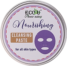 Profumi e cosmetici Pasta detergente viso - ECO U Nourishing Cleansing Paste For All Skin Types