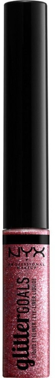 Eyeliner liquido glitterato - NYX Professional Makeup Glitter Goals Liquid Eyeliner