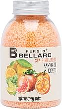 """Profumi e cosmetici Palline da bagno ammorbidenti """"Citrus Mix"""" - Fergio Bellaro Citrus Mix Bath Caviar"""