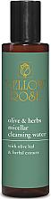 Profumi e cosmetici Acqua micellare con estratti vegetali - Yellow Rose Olive & Herbs Micellar Cleansing Water