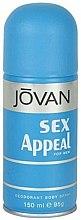Profumi e cosmetici Jovan Sex Appeal - Deodorante