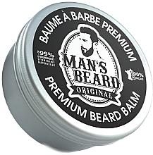 Profumi e cosmetici Balsamo per barba Premium - Man's Beard Premium Beard Balm