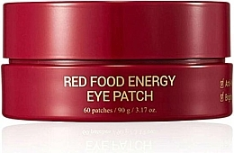 Profumi e cosmetici Patch occhi - Yadah Red Food Energy Eye Patch