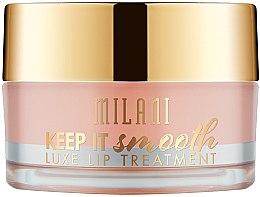 Profumi e cosmetici Crema per la cura delle labbra - Milani Keep It Smooth Luxe Lip Treatment