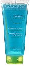 Profumi e cosmetici Gel detergente (tubo) - Bioderma Sebium Foaming Gel