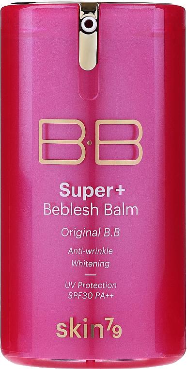 BB Crema multifunzionale - Skin79 Super Plus Beblesh Balm Triple Functions Pink BB Cream