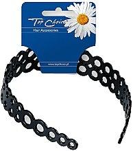 Profumi e cosmetici Cerchio per capelli, 27840 nero - Top Choice