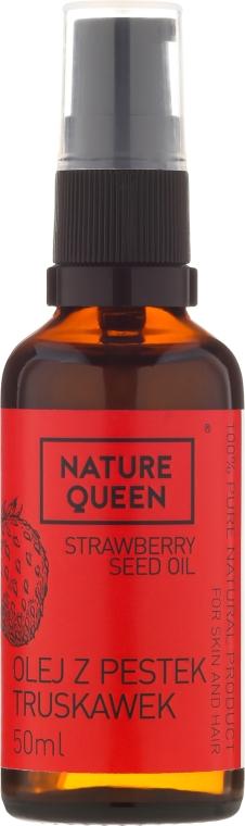 Olio di semi di fragola - Nature Queen Strawberry Seed Oil — foto N3