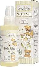 Profumi e cosmetici Olio corpo bambini - Baby Anthyllis Body Oil