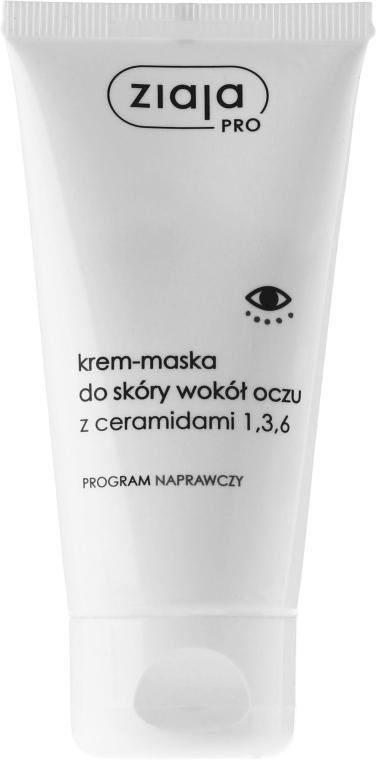 Crema-maschera contorno occhi, con ceramidi - Ziaja Pro Cream-Mask For Eyes with Ceramides