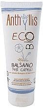Profumi e cosmetici Balsamo per capelli, con estratto di semi di lino e riso - Anthyllis