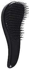 Profumi e cosmetici Pettine per capelli, nero - Detangler Detangling Brush Black
