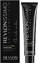 Profumi e cosmetici Crema colorante per capelli - Revlon Professional Revlonissimo Anti Age Technology High Coverage XL150