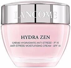 Profumi e cosmetici Crema idratante e lenitiva - Lancome Hydra Zen Anti-Stress Moisturising Cream SPF15