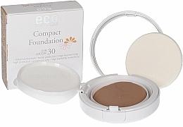 Profumi e cosmetici Cipria compatta - Eco Cosmetics Compact Foundation SPF30